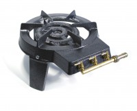CAST IRON DUAL ZONE RING BURNER