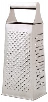 4 WAYS STAINLESS STEEL GRATER