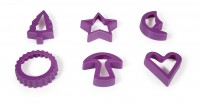6 COOKIE CUTTER SET ELKENS