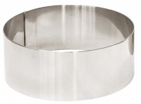 STAINLESS STEEL CIRCULAR PLATTER