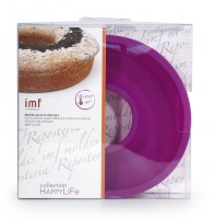 SILICONE RING MOLD PAN HAPPY LIFE