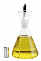 CONICAL OIL - VINEGAR CRUET, SPRAY POURER