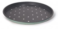 PERFORATED PIZZA PAN ANTIADHERENTE