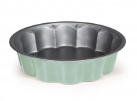 Fluted baking tins