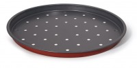 PERFORATED PIZZA PAN RIOJA