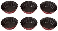 6 MUFFINS MOULDS SET RIOJA